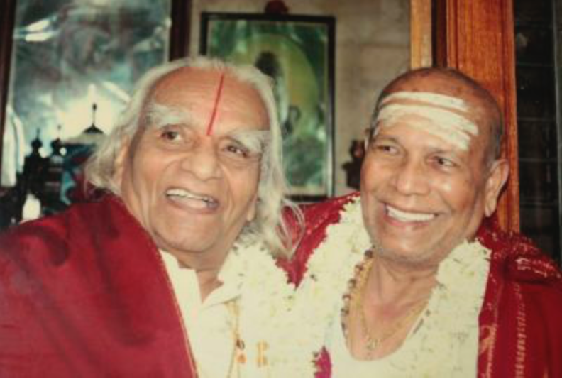 Iyengar e Pattabhi Jois