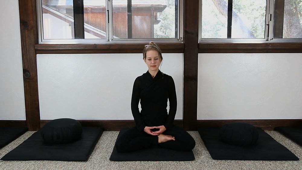 Aprenda a meditar zen