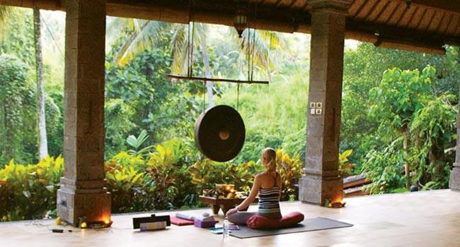 viagem yoga