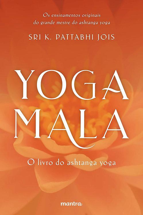 Livro Yoga Mala