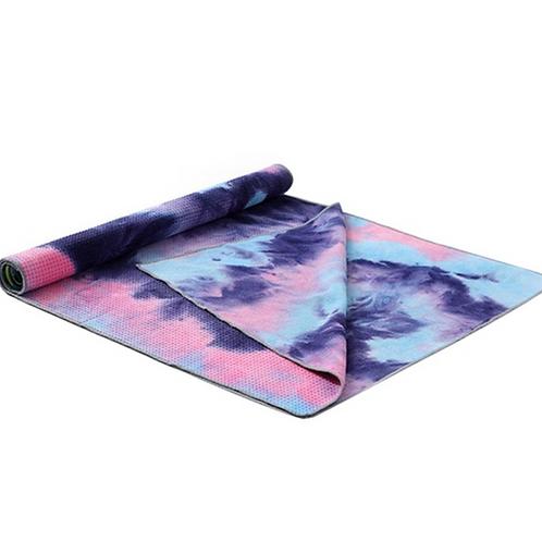 Toalha para Yoga Tie Dye