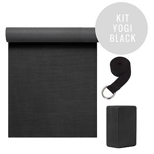 Kit Yogi Black