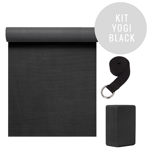 Kit yoga promocional
