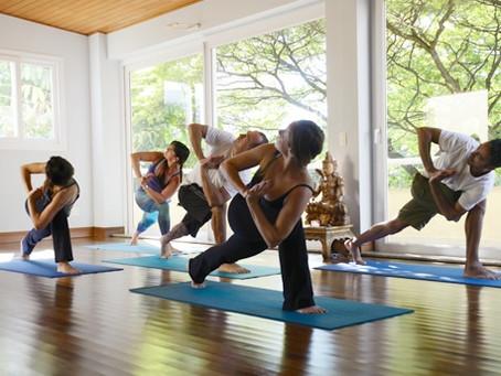 Como começar a praticar yoga