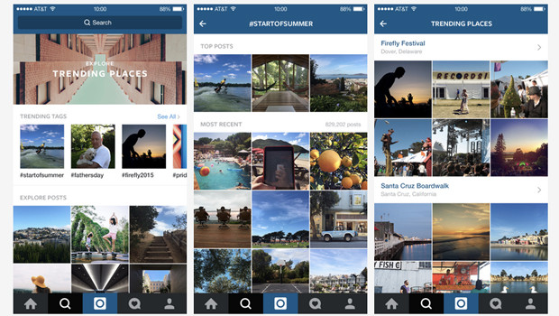 getting likes on Instagram can help bring you to the explore page.
