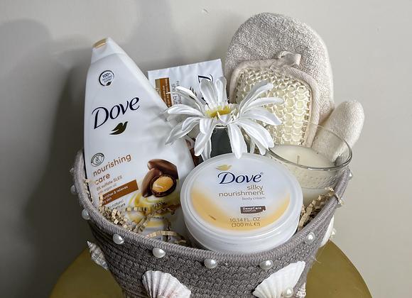 Dove Care Basket