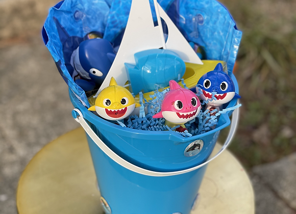 Baby Shark Water Fun Basket