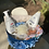 Thumbnail: Dove Self Care Basket: Blue