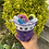 Thumbnail: Lip Gloss & Bracelet Basket: Purple