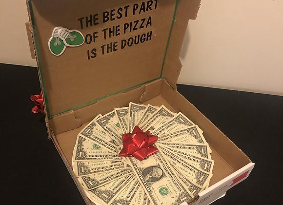 Custom Pizza Money Box