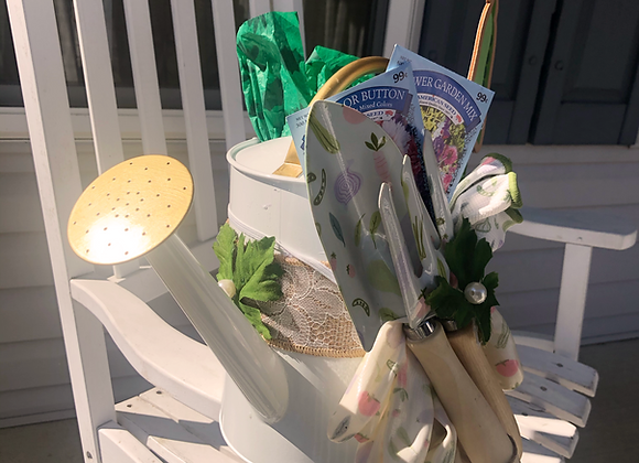 Gardening Lover's Basket