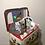 Thumbnail: Makeup Glam Basket + Vintage Box