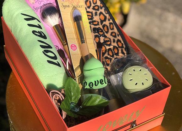 Lovely Makeup Basket