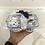 Thumbnail: Baby Boy Onesie Cupcakes: Vanilla
