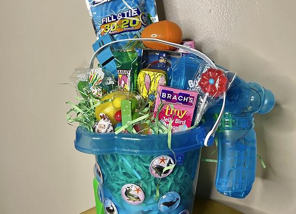 Balloons & Bubble Easter Basket