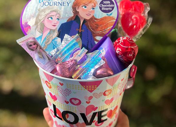 Frozen Valentine's gift