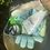 Thumbnail: Dove Self Care Basket: Green