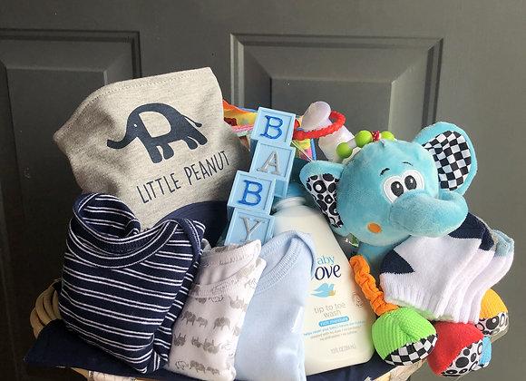Baby Shower Basket (Medium)