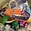 Thumbnail: Activity Basket for Girls (PlayDoh & Nail Art)