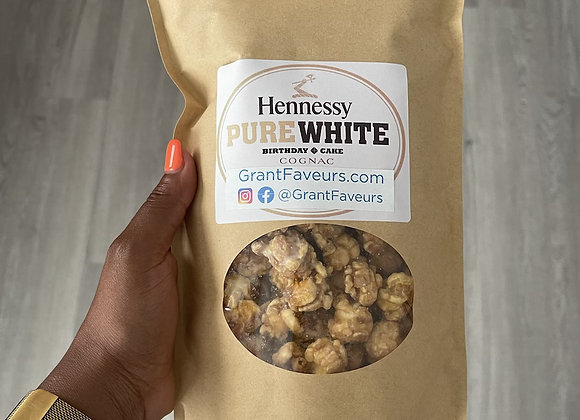 Alcohol Infused Popcorn (5 flavors)