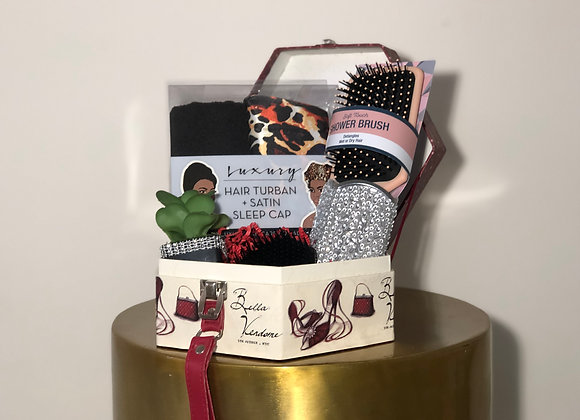 Hair Care Bundle + Vintage Box