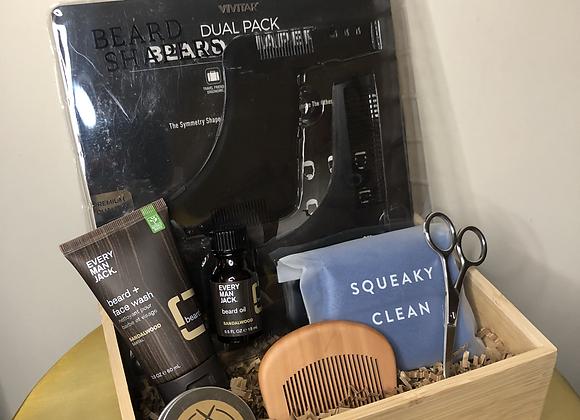 Men's Beard Basket