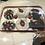 Thumbnail: Fuzzy Footie Cupcakes: Pandas & Dots
