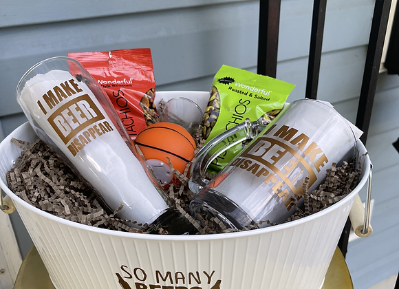 Make Beer Disappear Basket