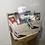 Thumbnail: Glam Girl Basket + Vintage Box