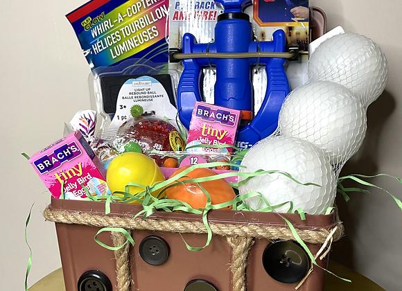 Easter Basket: Slingshot
