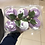 Thumbnail: Sock Cupcakes: Grape