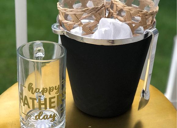 Dad's Beer Basket