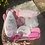 Thumbnail: Dove Self Care Basket: Pink