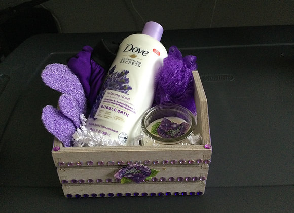 Dove Self Care: Purple