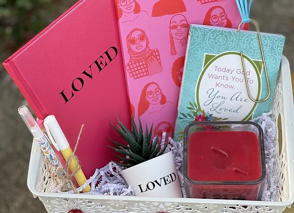 Loved Devotional & Notebook