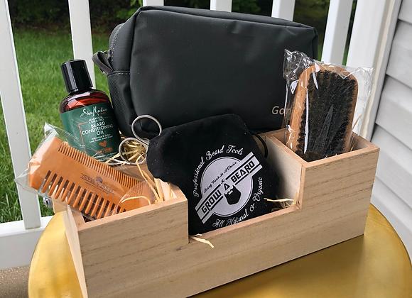Beard Care Basket