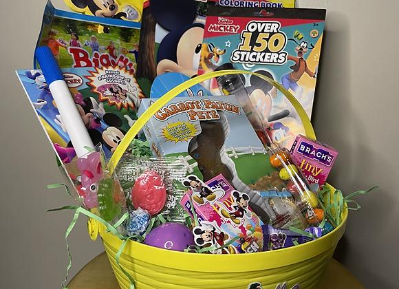 Mickey Easter Basket