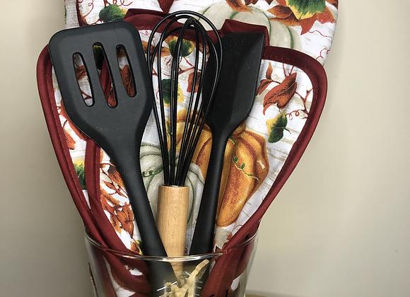 Thankful Kitchen Basket
