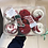 Thumbnail: Sock Cupcakes: Strawberry