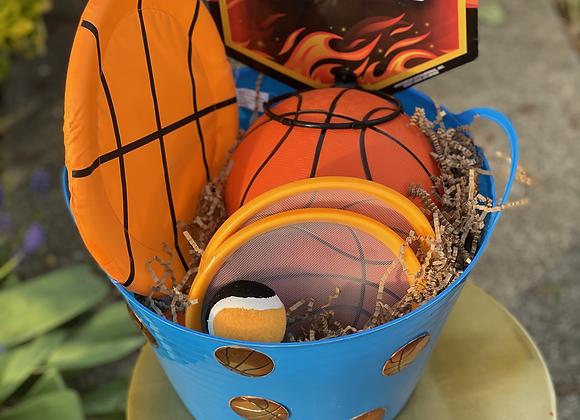 Basketball Activity Basket