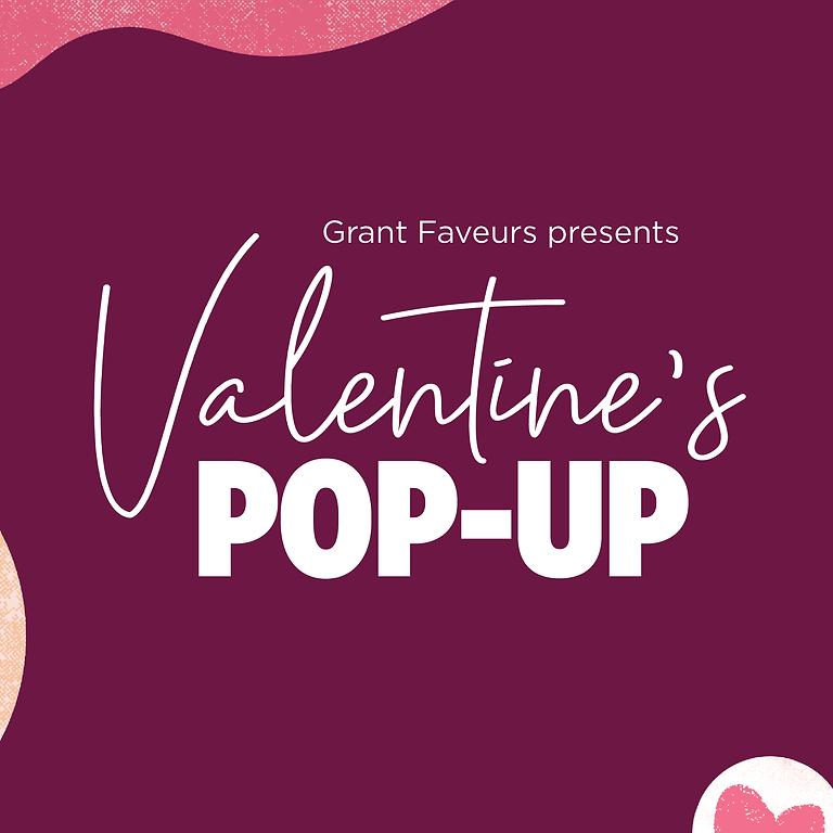 Valentine's Pop-Up Shop