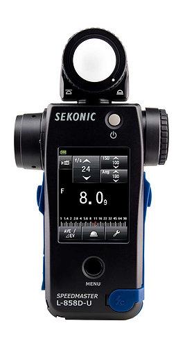 Sekonic L-858D SpeedMaster Digital Exposure Meter