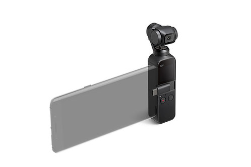 DJI OSMO POCKET | GIMBAL CAMERA