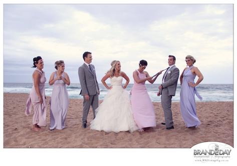 Beach Wedding Photographer in Durban