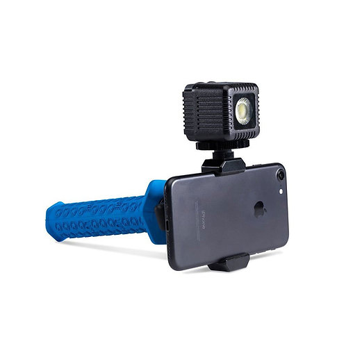 Lume Cube Smartphone Video Kit – 1 Lume Cube + New Smartphone Video Mount