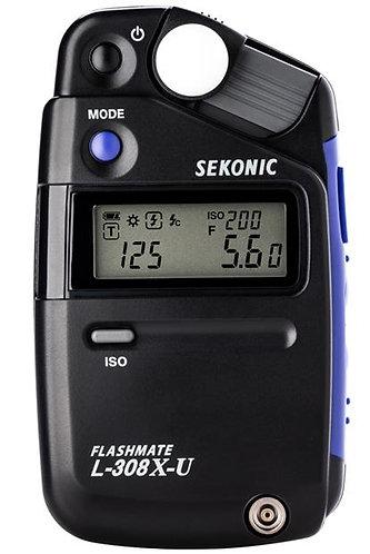 Sekonic L-308X Flashmate Digital Exposure Meter