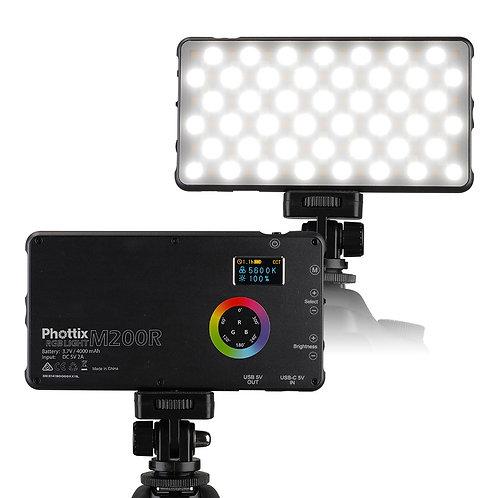 Phottix M200R RGB LED Video / Special FX Light