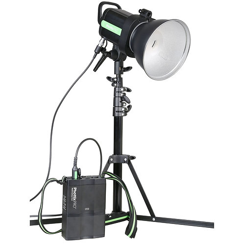 Phottix Indra500LC TTL Studio Light with Battery Pack