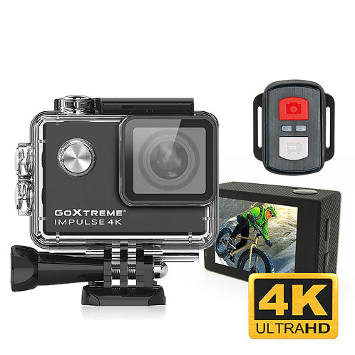 GoXtreme Impulse 4K Action Camera