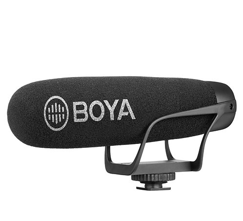 Boya BY-BM2021 Video Shotgun Microphone